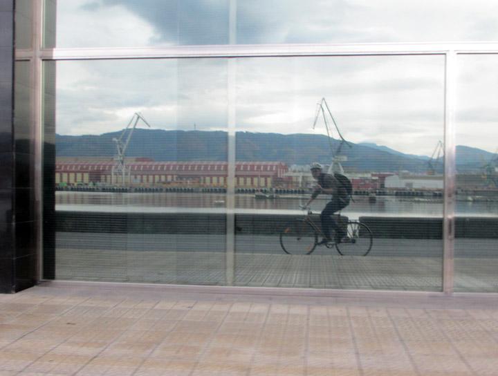 Bilbao – Algorta por la ría