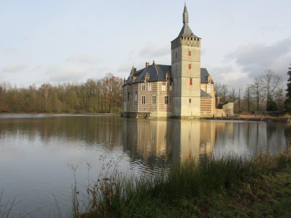 Castillo de Horst, torre de Heide