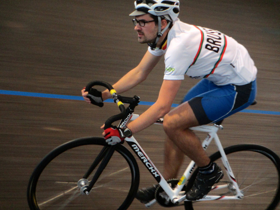 Eddy Merckx track