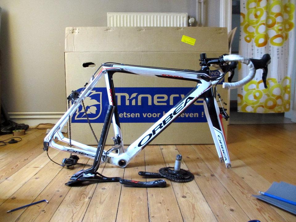 Empaquetar la bici (3)