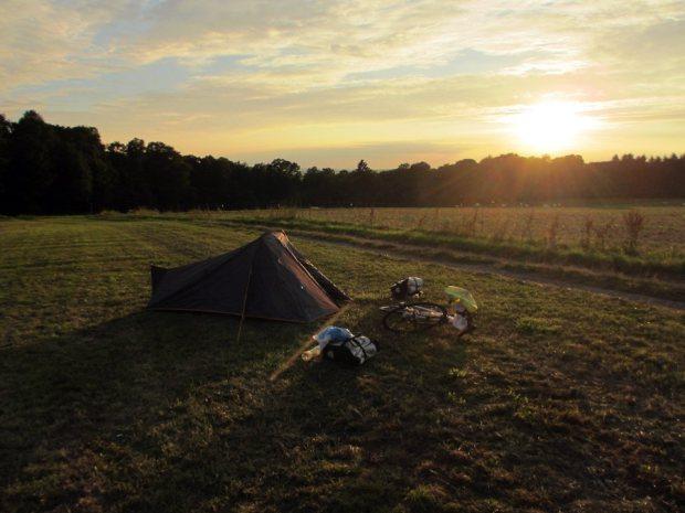 Donde acampar? Lugares de acampada.