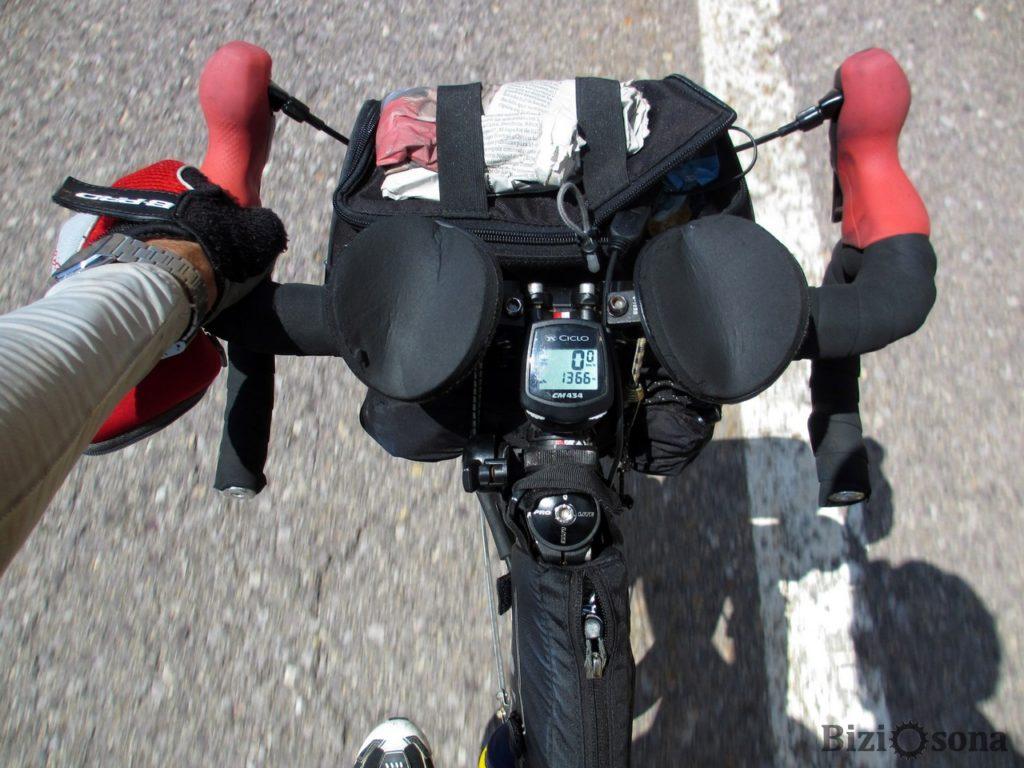 Material viajando con Bikepaking   Biziosona
